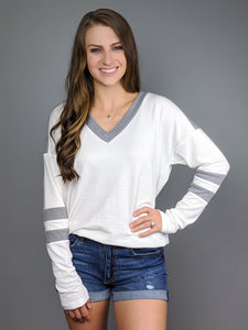 Lake Bound Long Sleeve Top