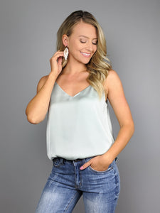 Be a Light Tank Top -Sage