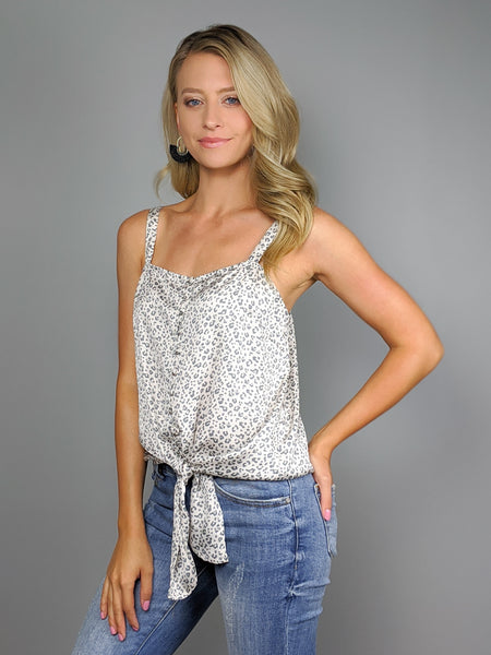 Wild Beauty Tank Top