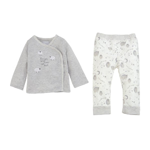 Counting Sheep Two-Piece Set