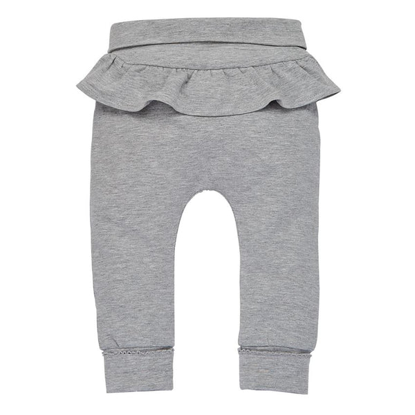 On the Move Legging -Heather Gray