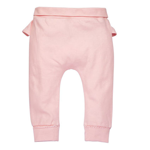 On the Move Legging -Light Pink