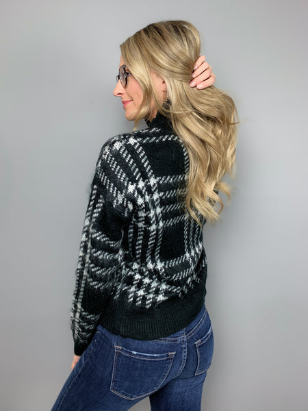Right on Track Sweater
