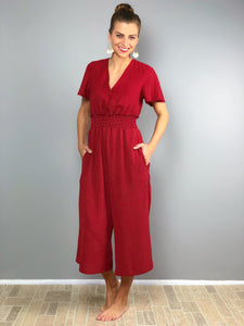 Sunday Brunch Jumpsuit