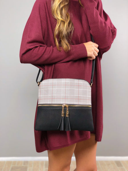 On The Go Crossbody Handbag