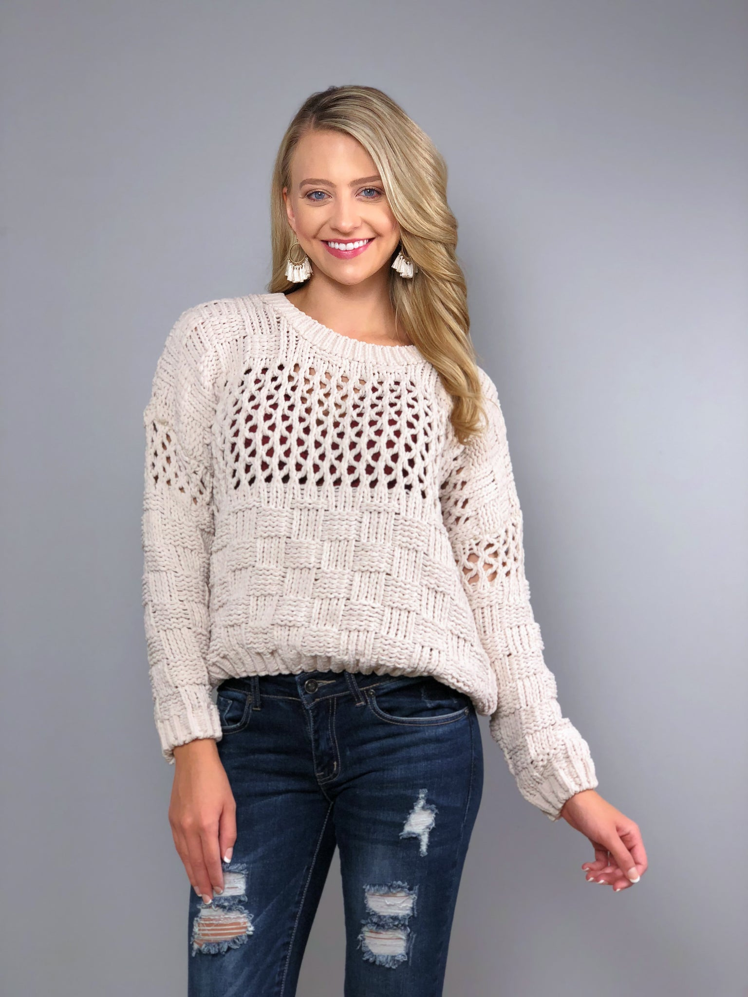 Crossroads Sweater