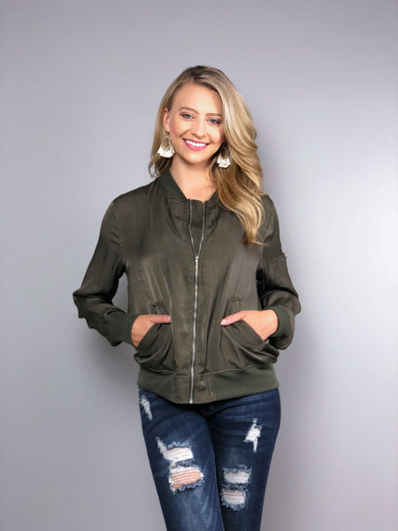 Urban Adventures Bomber Jacket