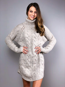 North Woods Sweater Dress