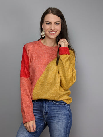 Adventure Begins Sweater