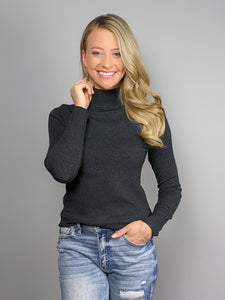 Gray Stone Sweater