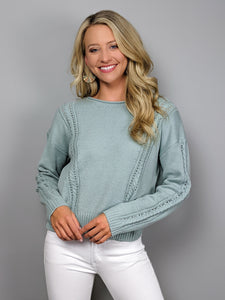 Misty Shores Sweater