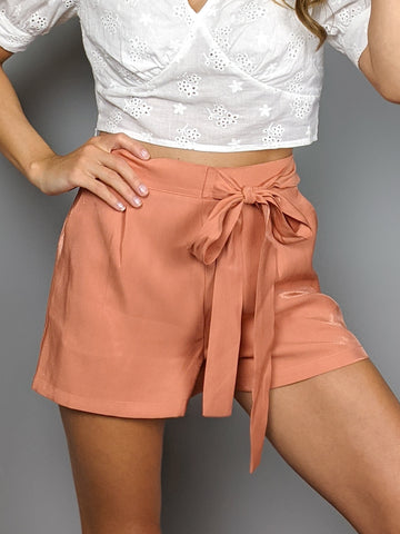 Golden Sunset Shorts
