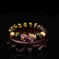 God Beast Pixiu Bracelet for Luck and Wealth