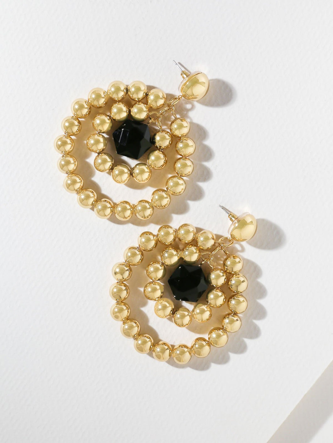 The Elsa Earrings - Gold