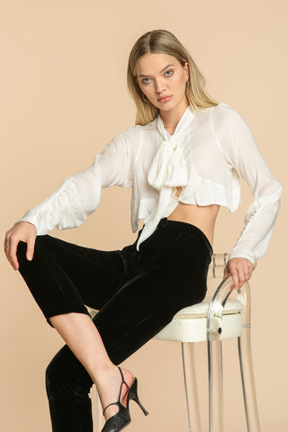 Marianne Top - White