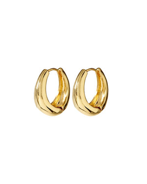 Marbella Hoops - Gold