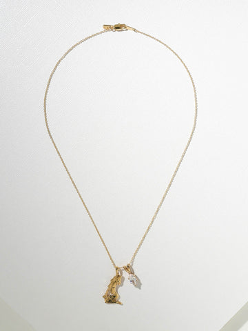 The T.T Necklace - Gold