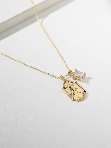 Andre Necklace - Gold