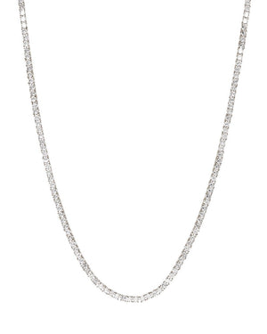 The Ballier Necklace - Silver