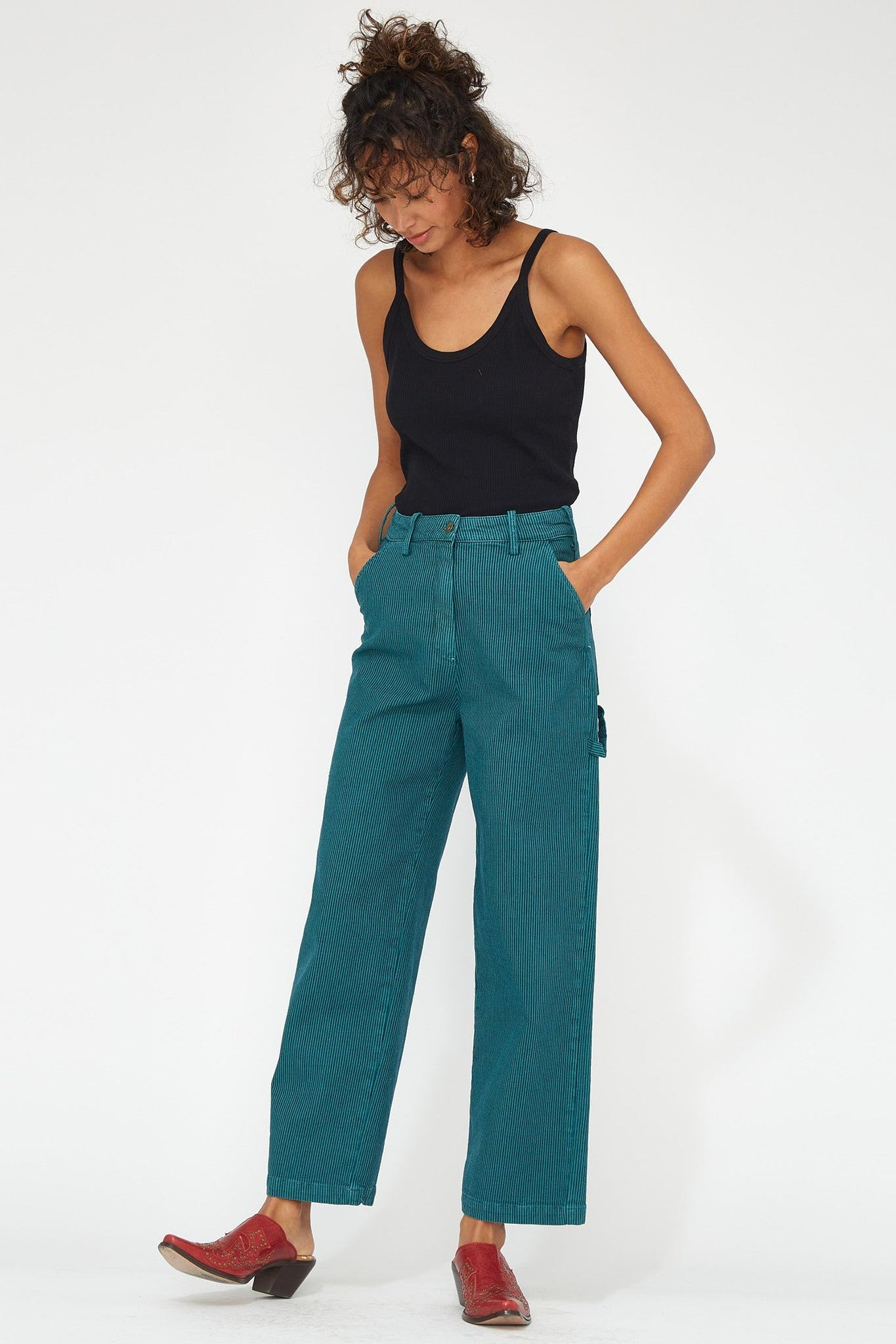 Austin Trousers - Alpine