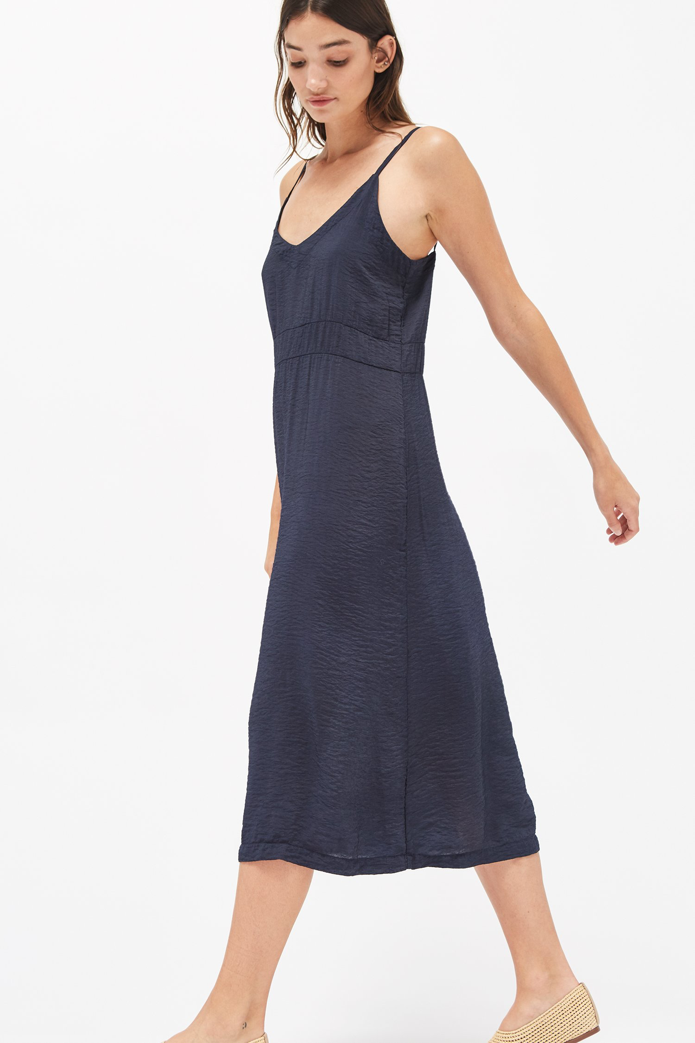 Alma Slip Dress - Velvet