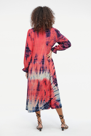 Roma Dress - Firecracker
