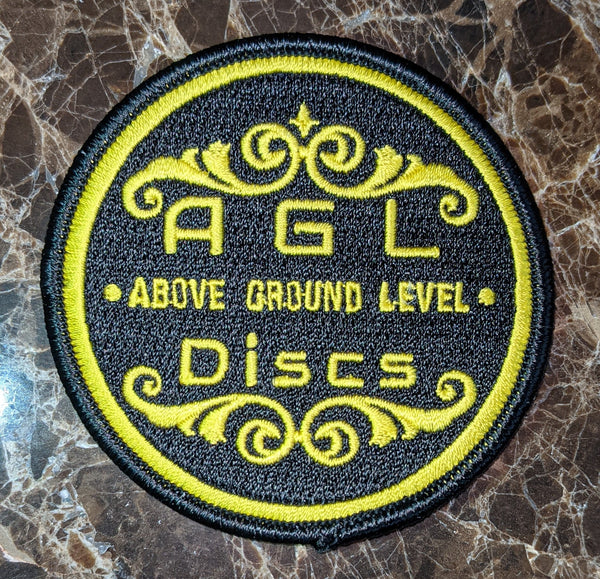 AGL Discs - AGL Patches (OE Circle Design w/ 5 Colors)