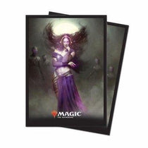 Ultra Pro 80 Magic The Gathering Deck Protector Sleeves Core Set 2019 V3 Liliana-Cubox Australia