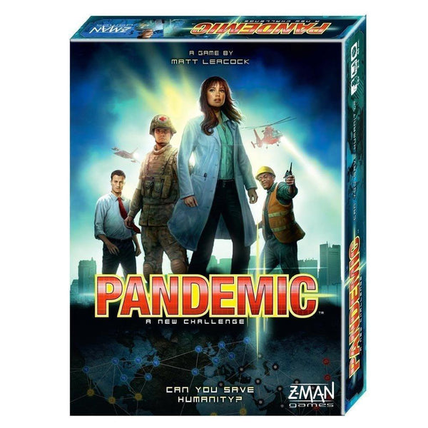 Pandemic Board Game - Cubox Australia