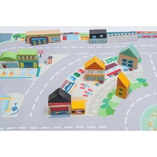 Le Toy Van My First Town Playmat