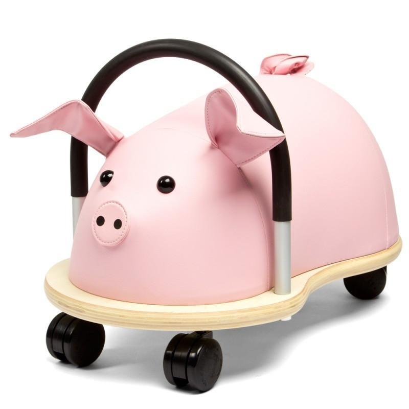 Wheely Bug Pig - Small