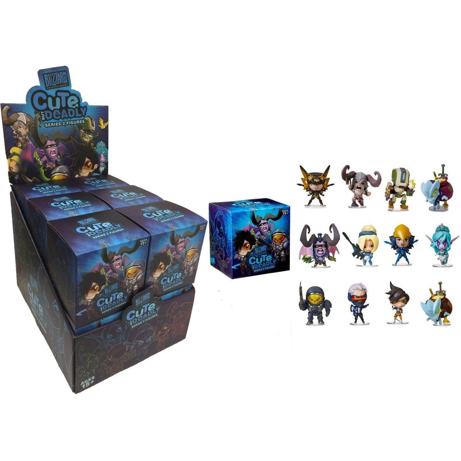 Blizzard Cute But Deadly Blind Box Series 2