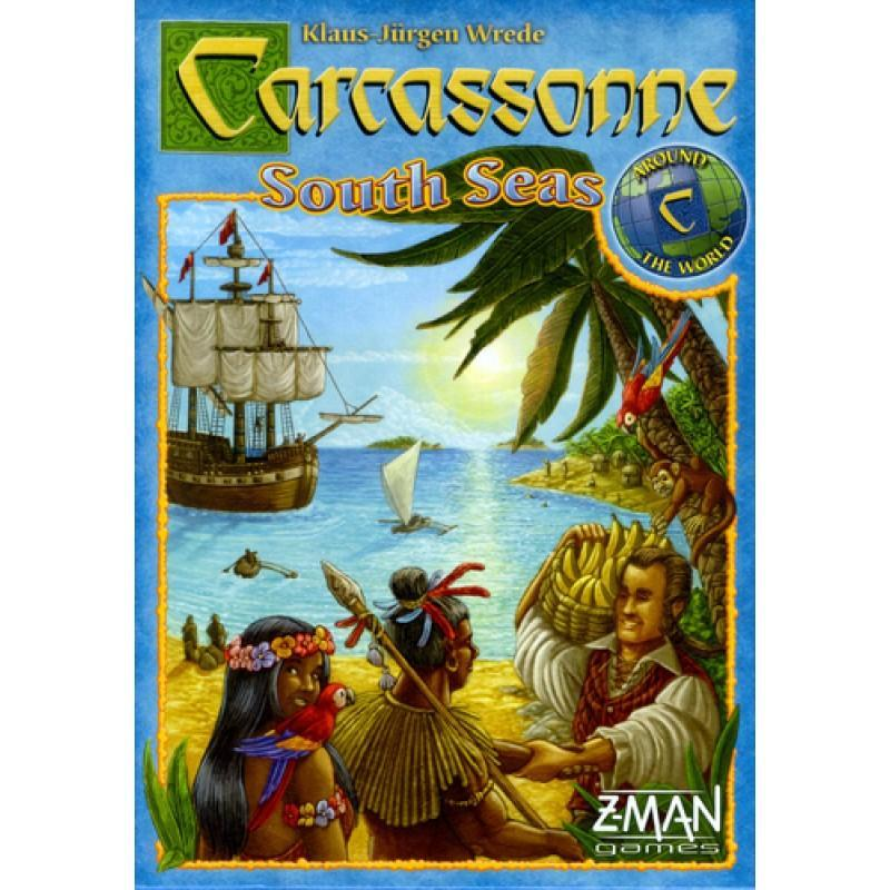 Carcassonne South Seas Board Game