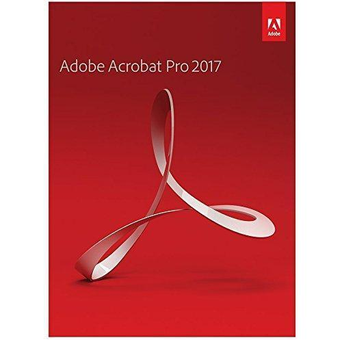 ADOBE Acrobat Professional DC 2017 MAC Retail DVD - Cubox Australia