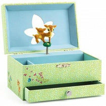 Djeco Music Box Fawn - Cubox Australia