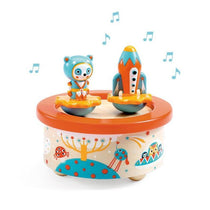 Djeco Space Melody Magnetics Music Toy - Cubox Australia