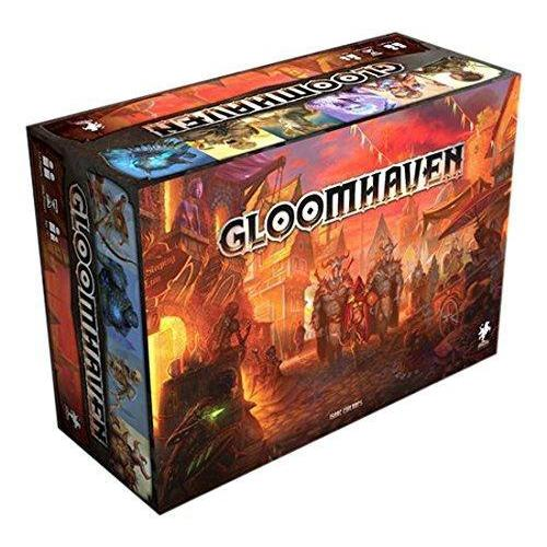 Gloomhaven Board Game - Cubox Australia