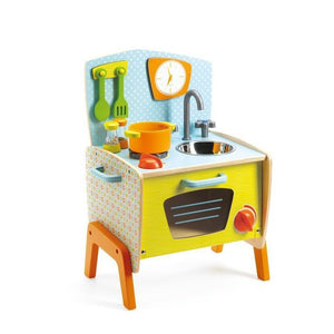 Djeco Gaby's Cooker Kitchen Set