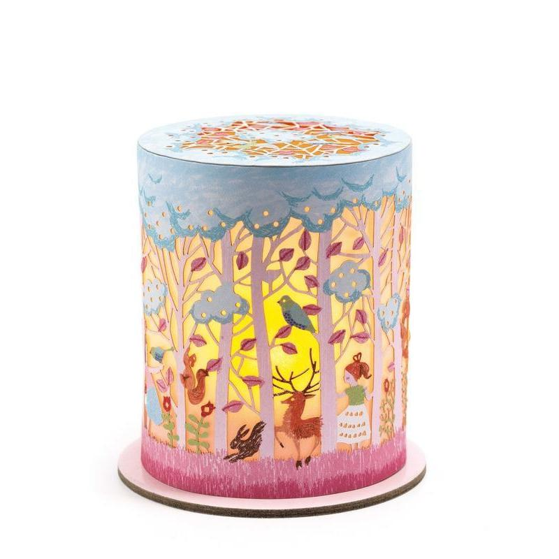 Djeco Magic Forest Mini Night Light - Cubox Australia