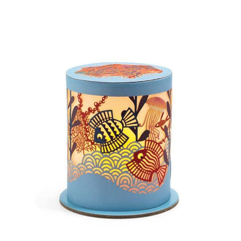 Djeco Mini Ocean Night Light