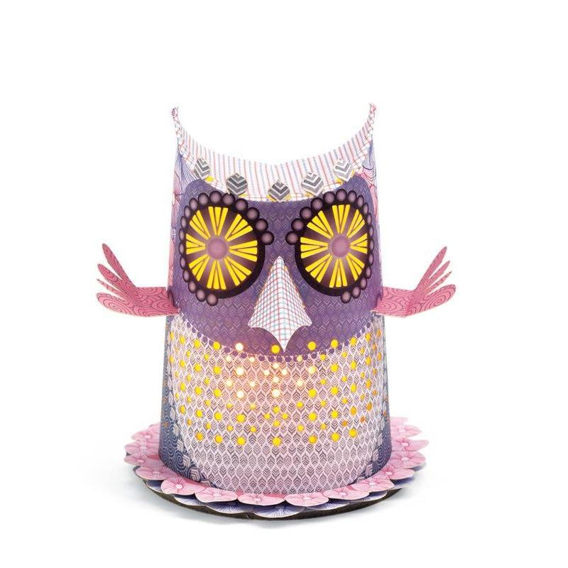 Djeco Mini Owl Night Light