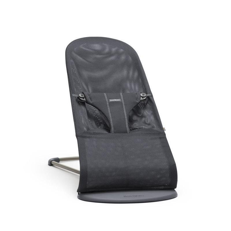 BabyBjorn Bouncer Bliss Anthracite Mesh - Cubox Australia