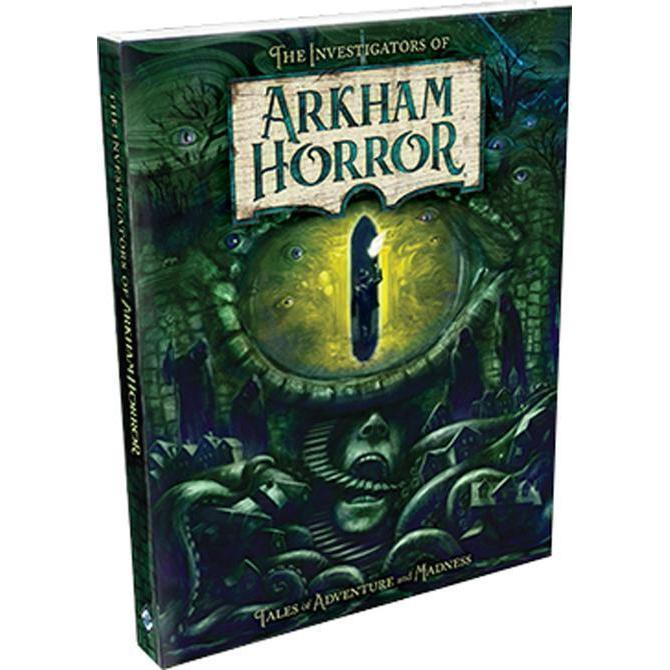 The Investigators of Arkham Horror Story Collection