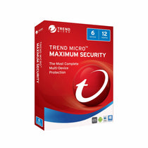 Trend Micro Maximum Security 2017 6 Devices 1 Year Add-on - Cubox Australia
