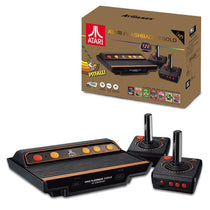 Atari Flashback 8 Gold Retro Console HD - Cubox Australia