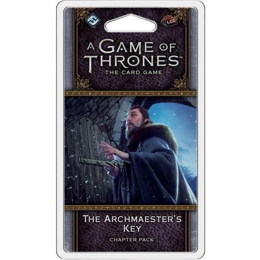 A Game of Thrones The Card Game The Archmaesters Key - Cubox Australia