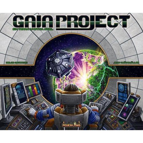 Gaia Project Board Game - Cubox Australia