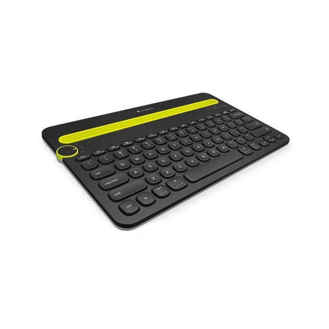 Logitech K480 Bluetooth Multi-Device Keyboard - Black - Cubox Australia