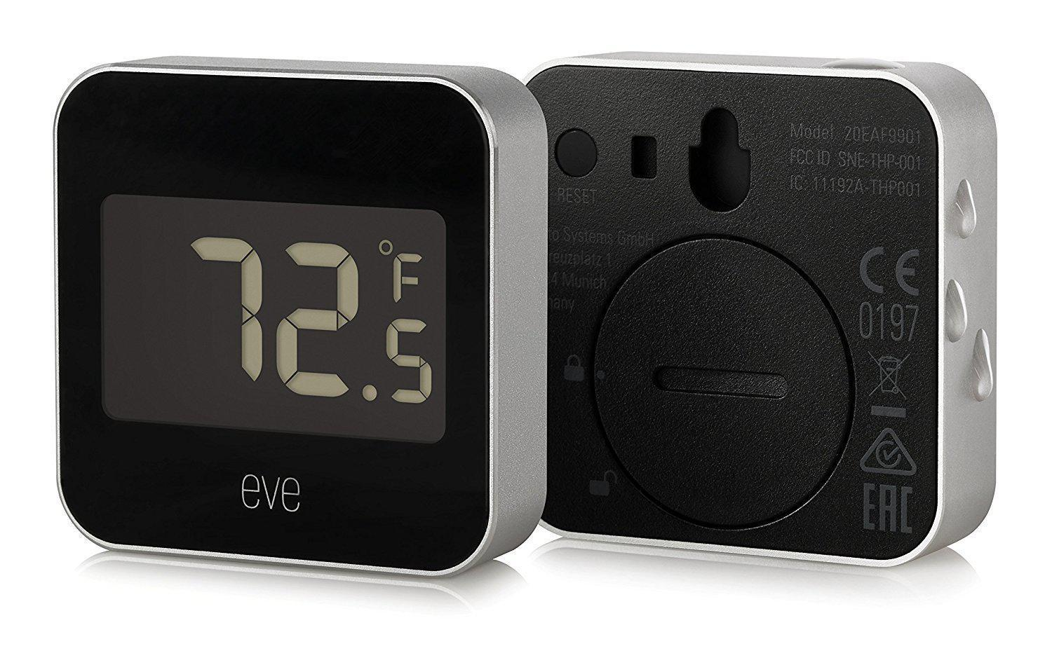 Elgato Eve Degree - Outdoor Weather Monitor