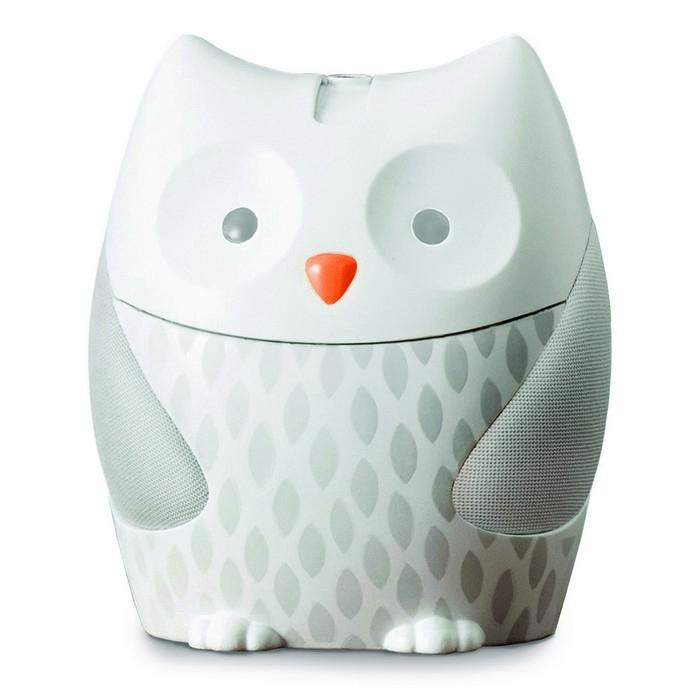 Skip Hop Moonlight and Melodies Nightlight Owl Soother USB Connect-Cubox Australia